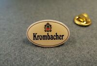 Antiques Pin Badge KROMBACHER brewery beer bier Breweriana