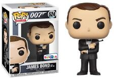 Funko Pop Movies 007 James Bond Dr. No #524 Toys R Us Exclusive 007 Sean Connery
