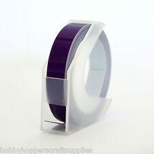 Label Maker Tape Motex Refill Purple