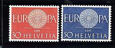SWITZERLAND - SVIZZERA - 1960 - Europa