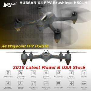 2019 Hubsan H501M X4 WIFI FPV Drone RC Brushless Quadcopter 720P Camera GPS RTF