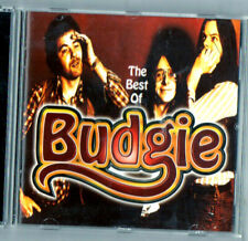 The Best of Budgie by Budgie (Metal) (CD, Nov-1997, Universal/Spectrum)UK IMPORT