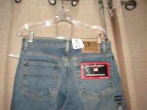 NWT new RALPH LAUREN POLO Jeans womens sz 8 x 32 straight leg