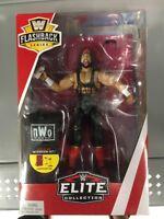New WWE Elite Flashback Series SYXX NWO Action Figure WWF RARE Exclusive DX Xpac