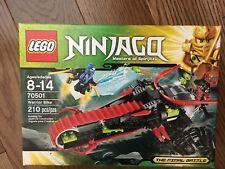 NEW & Sealed Lego Ninjago Spinjitzu Set 70501 Warrior Bike Age 8 - 14