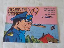 AGENTE SEGRETO X-9 (YELLOW KID nr. 39 - ed. Comic Art)