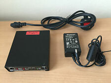 CRESTRON QM-RMC 2-SERIE Ethernet stanza Media Control System QMI-RMC