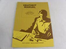 Heathkit Manual Cantenna Dummy RF Load Model HN-31 Illustration Booklet