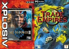 Civilization Call to Power 2 & trade empires  new&sealed
