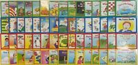 Lot of 60 Early Beginning Readers Learn to Read Childrens Books Kids Leveled