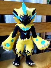 "2018 New Takara Tomy Pokemon 9"" Plush Doll Mythical Pokemon Zeraora"