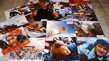 AVALANCHE ! rock hudson jeu luxe 15 photos cinema lobby cards montagne ski 1978