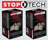 [FRONT+REAR SET] STOPTECH Sport Performance Brake Pads STP21562 EVO X w/BREMBO