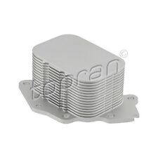 TOPRAN Oil Cooler, engine oil 723 122