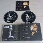 BOX 2 CD ALBUM EN PUBLIC CARNETS DE SCENE PATRICIA KAAS 20 TITRES 1991