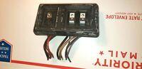 86 87 88 89 DODGE RAMCHARGER DAKOTA DRIVER SIDE POWER MASTER WINDOW SWITCH