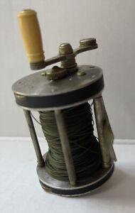 Vintage Shakespeare Professional 1922 Baitcasting Fishing Reel 25053 100yd USA