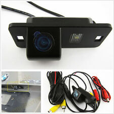 170°Angle CCD Car Backup Rear View Reverse Parking Camera for BMW 1/3/5 Series