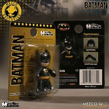 Mezco MEZ-ITZ 1989 Batman 2017 SDCC Exclusive  new  MIB SEALED!