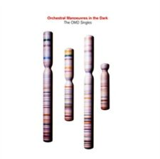 Orchestral Manoeuvres In the Dark The OMD Singles CD NEW unsealed