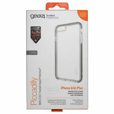 Gear 4 Piccadilly caso para iPhone 6 Plus/6s Plus. D30 Protección-Gris espacial