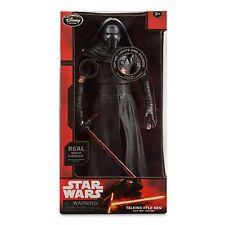 "14"" TALKING KYLO REN Action Figure Star Wars VII The Force Awakens Disney Store"