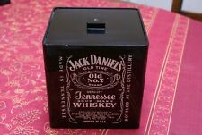 More details for jack daniels old no.7 brand plastic ice bucket & optic clip