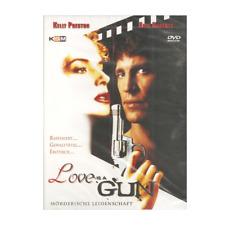 DVD * LOVE IS A GUN * NEU & OVP * Kelly Preston & Eric Roberts * Erotikthriller