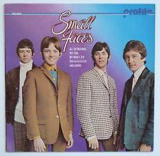 SMALL FACES - 'SMALL FACES' - LP - GERMAN DECCA 1979 RELEASE - TOP COPY