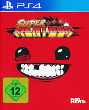 super Meat Boy - Ps4 Sony PlayStation 4