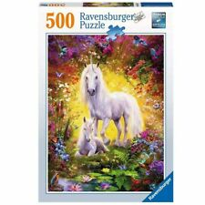 Ravensburger Unicorn and Foal 500pc Jigsaw Puzzle
