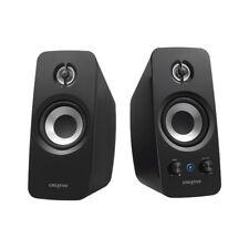 Creative T15 2.0 Speaker System - Wireless Speaker[s] - 32.8 Ft (51mf1670aa003)