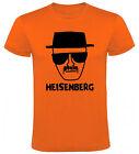 Camiseta Heisenberg A hombre, tallas y colores