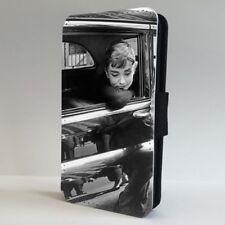 Audrey Hepburn Model Actress Car FLIP PHONE CASE COVER for IPHONE SAMSUNG