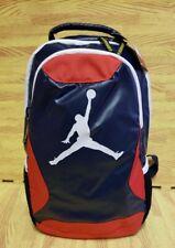 Unisex Jordan Backpack 8A1807-695 Obsidian/Red NEW
