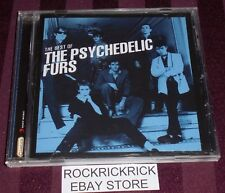 THE PSYCHEDELIC FURS - THE BEST OF THE PSYCHEDELIC FURS -15 TRACK CD- LIKE NEW
