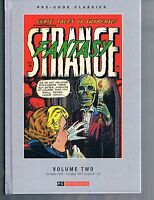 Strange Fantasy Vol 2 Pre-Code Golden Age Farrell Comics HC PS ArtBooks 2015