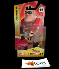 INFINITY DISNEY MR INCREDIBLE Crystal MR INCREIBLE cristal New Nuevo Sealed