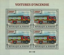 Derbyshire Fire & Rescue SCANIA P270 Fire Engine (FJ07 ANP) Vehicle Stamp Sheet