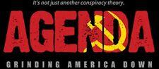 AGENDA: Grinding America Down • Award Winning Documentary, on plain DVD-R