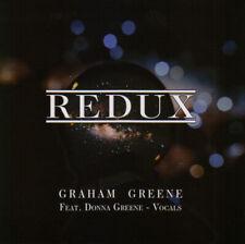 Graham Greene Redux CD Australian Melodic Rock Guitar Prog Metal