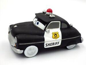 Car Toy Action Figure Disney Pixar Cars Sheriff 11 CM PVC Plastic Mercury