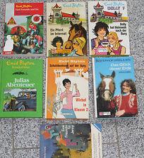 7 diverse Mädchen Bücher ua von Enid Blyton