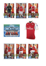 Topps Single Football Trading Cards Arsenal