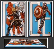 Avengers Universe 8 Fevrier 2014 Variant cover Angouleme Marvel Panini # NEUF #