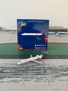 RARE Delta Airlines CRJ700 GEMINI JETS 1:400