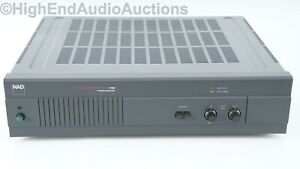 NAD 2100 Monitor Series Power Amplifier - Power Envelope - Audiophile #1