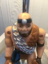 ljn dungeons and dragons Zorgar The Barberian. With Club And Dagger 1983