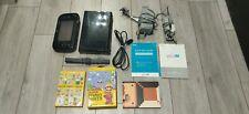 Nintendo Wii U 32GB Black Handheld Console with Mario Maker Game