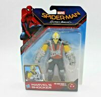Spider-Man: Marvel Homecoming Marvels Shocker 6-inch Figure! Hasbro! New!